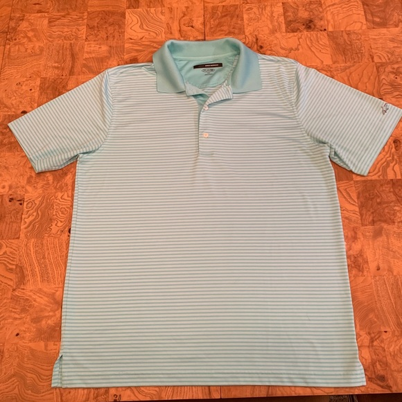 Greg Norman Collection Other - Greg Norman Play Dry Golf Shirt Men's Size M